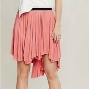 Free People Asymmetrical Skirt